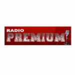 Logo da emissora Rádio Premium FM Florianópolis