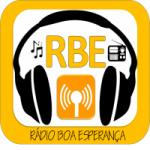 Logo da emissora Rádio Boa Esperança