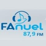 Logo da emissora Rádio Cresap Fanuel 87.9 FM