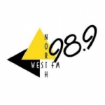Logo da emissora 3NOW 98.9 FM  North West