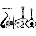 Logo da emissora Sambrasil