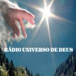Logo da emissora Rádio Universo de Deus
