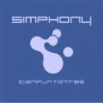 Logo da emissora Radio Simphony Tandil