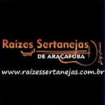 Logo da emissora Rádio Raízes Sertanejas de Araçatuba