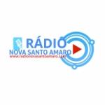 Logo da emissora Rádio Nova Santo Amaro
