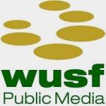 Logo da emissora Radio WUSF 89.7 FM