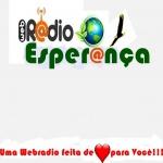 Logo da emissora Webrádio Esperança