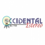 Logo da emissora Radio Occidental Estéreo 88.7 FM