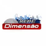 Logo da emissora Rede Dimensão FM