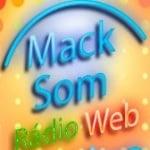 Logo da emissora Mack Som Web Rádio