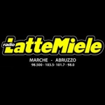 Logo da emissora Radio LatteMielle 98.5 FM
