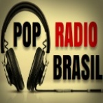 Logo da emissora Pop Rádio Brasil