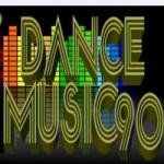 Logo da emissora Dance Music 90