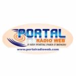 Logo da emissora Portal Rádio Web