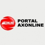 Logo da emissora Axonline Rádio