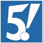 Logo da emissora Portal Cinco