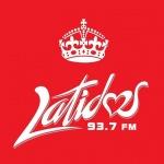 Logo da emissora Radio Latidos 93.7 FM