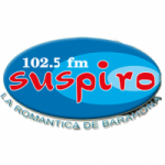 Logo da emissora Radio Suspiro 102.5 FM