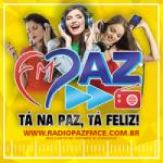 Logo da emissora Rádio Paz 107.3 FM