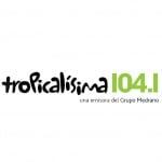 Logo da emissora Radio Tropicalisima 104.1 FM
