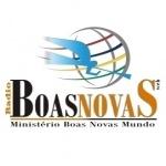 Logo da emissora Rádio Boas Novas Web