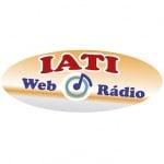 Logo da emissora Rádio Iati Web