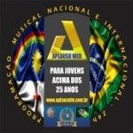 Logo da emissora Rádio Aplauso Web