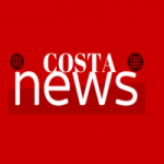 Logo da emissora Costa News FM