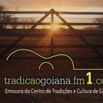 Logo da emissora Rádio Tradição Goiania
