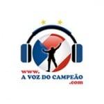 Logo da emissora A Voz do Campeão