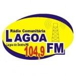 Logo da emissora Rádio Comunitária Lagoa FM 104.9