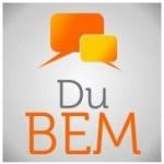 Logo da emissora Rádio Espírita DuBEM