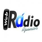 Logo da emissora Web Rádio Rjunior