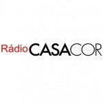Logo da emissora Rádio Casa Cor