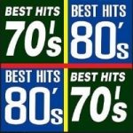 Logo da emissora 70s 80s All Time Greatest