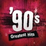 Logo da emissora 90s All Time Greatest