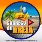 Logo da emissora Córrego de Areia