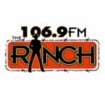 Logo da emissora KRVA 107.1 FM