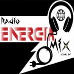 Logo da emissora Radio Energia Mix