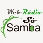 Logo da emissora Web Rádio Só Samba