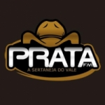Logo da emissora Prata FM