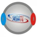 Logo da emissora Radio Susia 106.6 FM