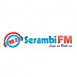 Logo da emissora Radio Serambi 90.2 FM