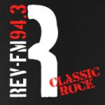 Logo da emissora KRVL 94.3 FM