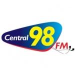 Logo da emissora Rádio Central 98.3 FM