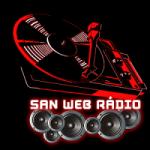 Logo da emissora San Web Rádio