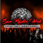 Logo da emissora San Rádio Web