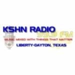 Logo da emissora KSHN 99.9 FM