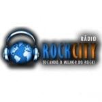 Logo da emissora Rock City Rádio