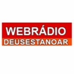 Logo da emissora Web Rádio Deus Está No Ar